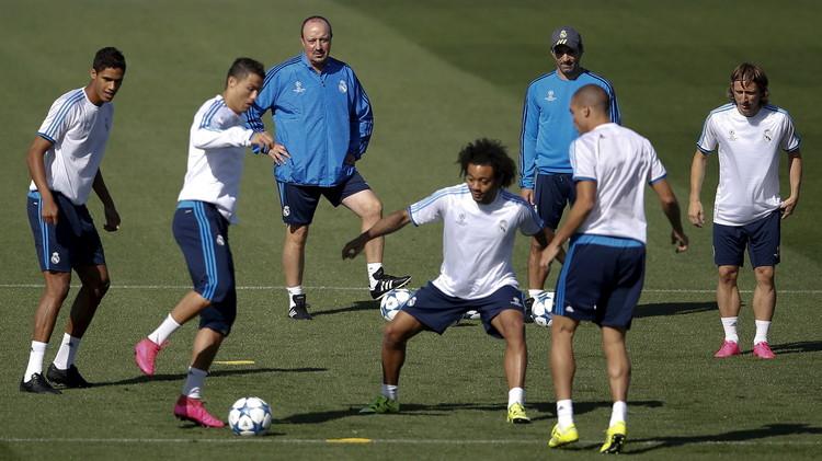 تشكيلة ريال مدريد الأساسية ضد مالقا .. (فيديو)