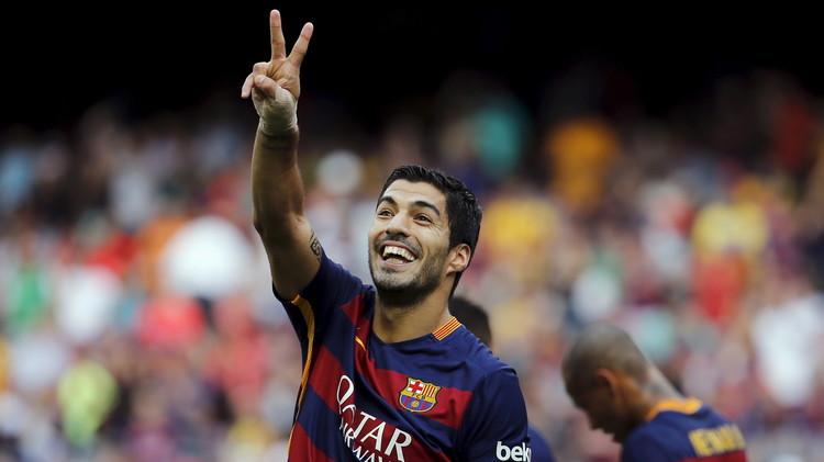 برشلونة يفوز على بالماس ويخسر ميسي (فيديو)