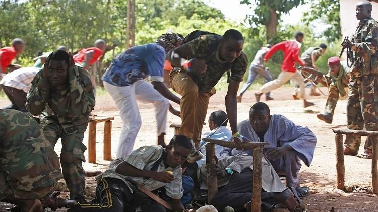 إفريقيا الوسطى: مقتل 10 وإصابة 38 في أعمال عنف ببانغي