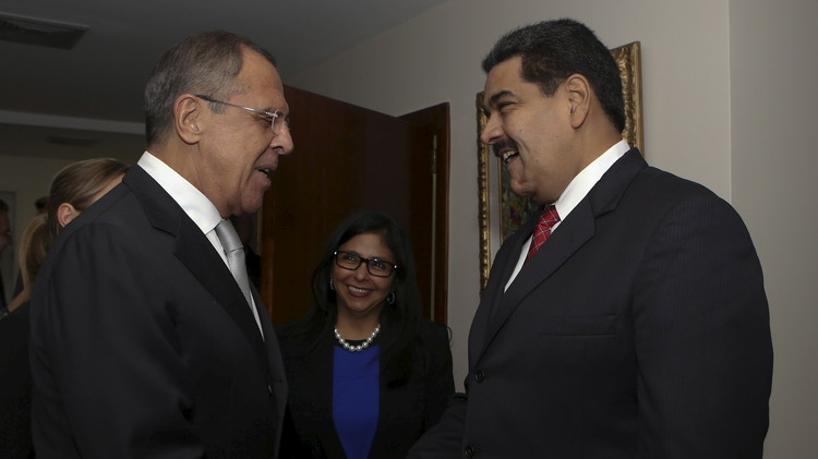روسيا وفنزويلا تؤكدان استعدادهما للتعامل في دورة الجمعية العامة للأمم المتحدة