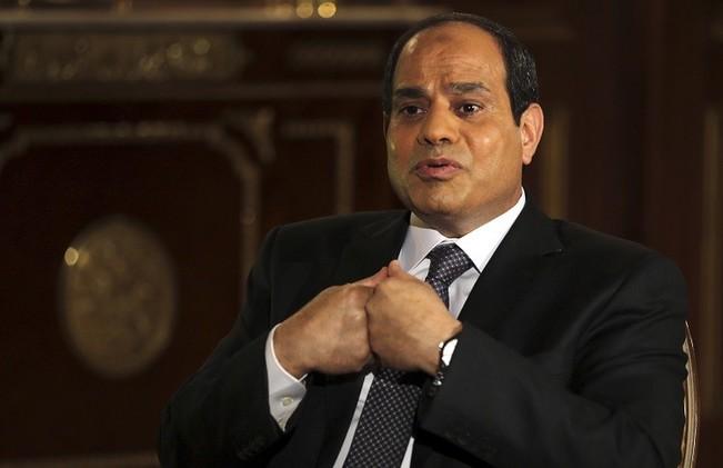 السيسي: السلام بين مصر وإسرائيل يجب أن يشمل دولا عربية أخرى