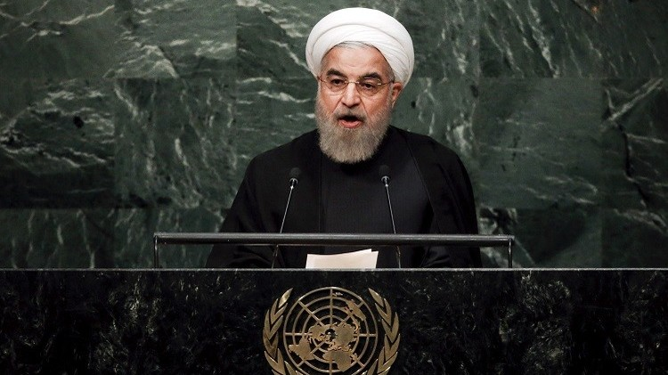 روحاني: الجميع يساندون بقاء الرئيس السوري لمواجهة الإرهاب