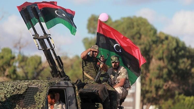 مقتل 3 عناصر من القوات الليبية و7 من