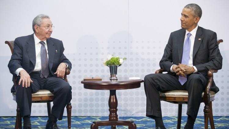 أوباما يلتقي كاسترو في نيويورك الثلاثاء