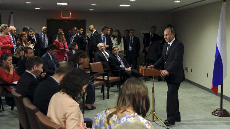 بوتين: سياسة العقوبات غير فعالة ضد روسيا