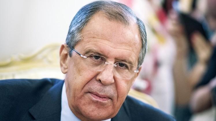 لافروف: روسيا ستبذل كل الجهود الضرورية لضمان تنفيذ اتفاق تسوية النووي الإيراني