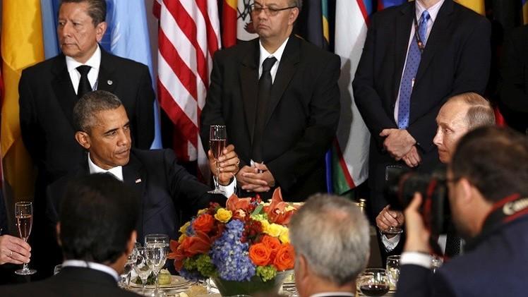 سر نخب بوتين وأوباما واختفاء بان كي مون