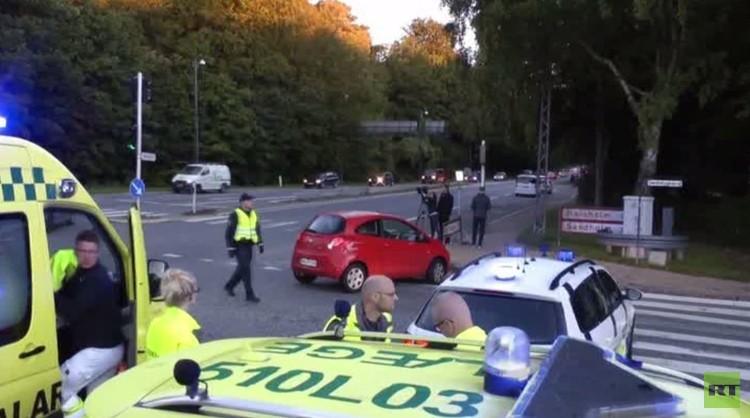 الدنمارك.. محاولة قتل شرطي في مركز للاجئين (فيديو)