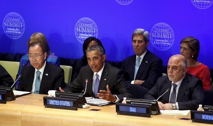 أوباما: بدء تشكل حركة دولية موحدة للقضاء على تنظيم