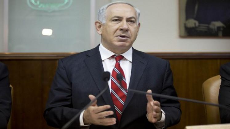 نتنياهو يتهم الفلسطينيين بتغيير الوضع القائم في المسجد الأقصى