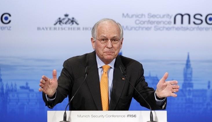 رئيس مؤتمر ميونيخ للأمن ينتقد غياب أي مقترح أوروبي لحل الأزمة السورية
