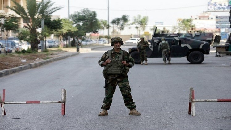 لبنان: ضبط أسلحة وذخائر في أحد مستودعات