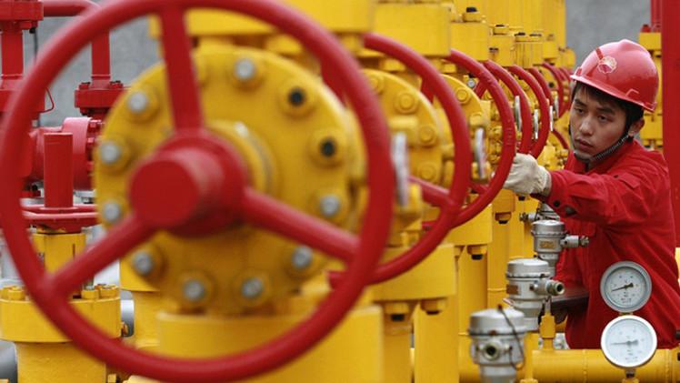 الصين تخطط لشراء 100 مليار متر مكعب من الغاز الروسي سنويا
