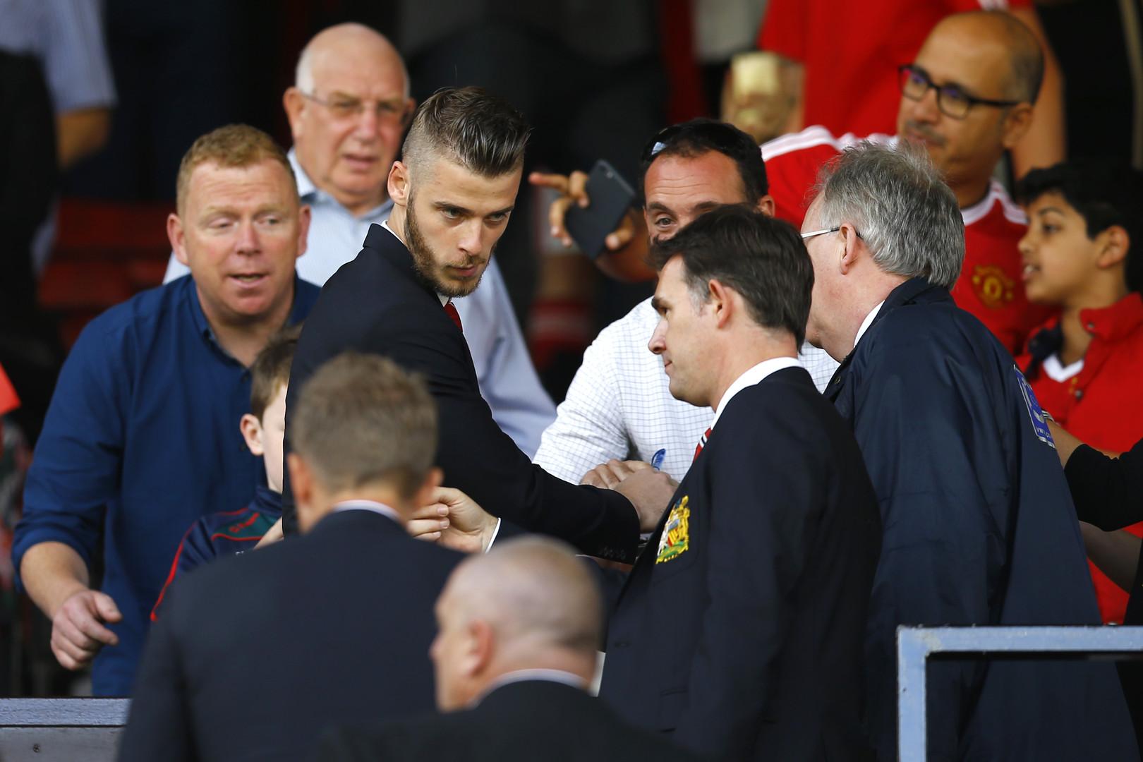 مانشستر يرد على ريال مدريد بشأن صفقة دي خيا