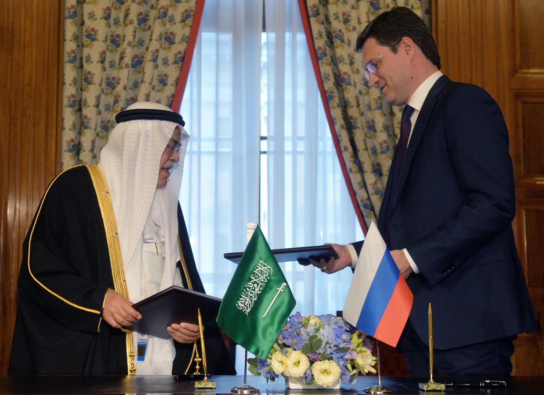 روسيا والسعودية تدفعان قدما باتفاقهما النووي