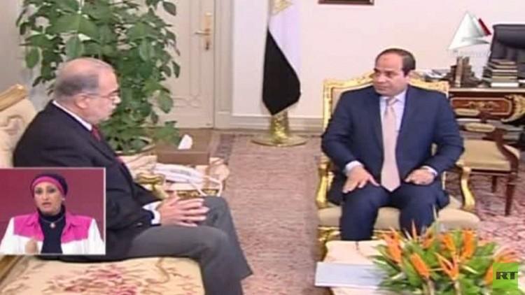 السيسي يكلف وزير البترول السابق بتشكيل حكومة جديدة