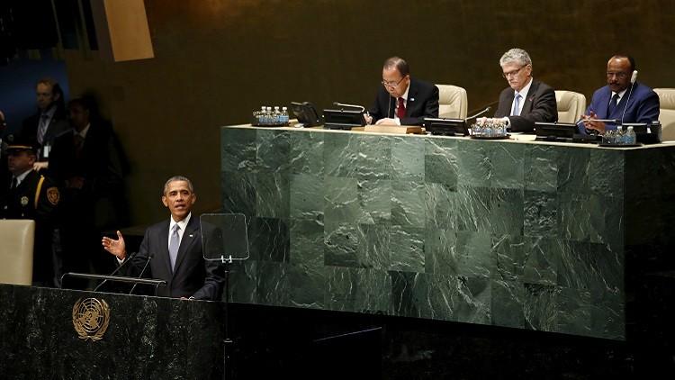 أوباما: واشنطن لا تريد العودة إلى الحرب الباردة مع روسيا