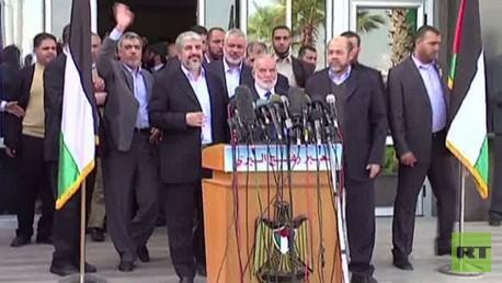 رؤية حماس للخروج من الأزمة الفلسطينية الراهنة
