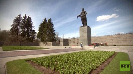 مقبرة بيسكاريوفسكايا في سان بطرسبورغ