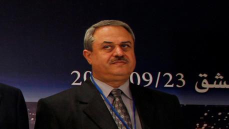 الأمين العام لهيئة العمل الوطني الديمقراطي السورية المعارضة محمود مرعي