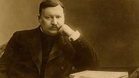 الكسندر غلازونوف ...واصل تقاليد جماعة