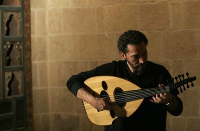 الموسيقار العراقي نصير شمة