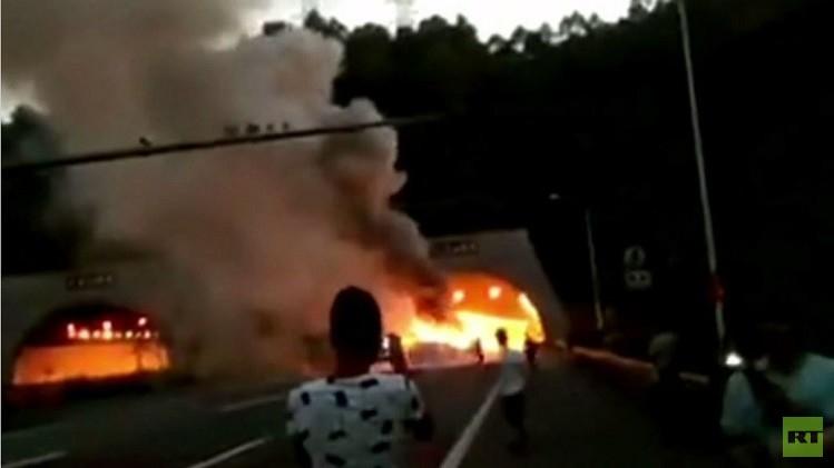 الصين.. انفجار جديد في طرود بريدية ملغومة