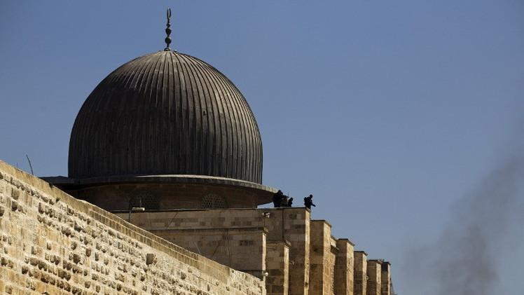 لافروف يؤكد أهمية الحفاظ على الوضع القائم للمقدسات في القدس
