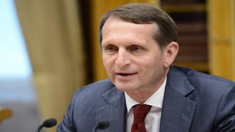 البرلمان الروسي يؤكد شرعية غارات موسكو ضد