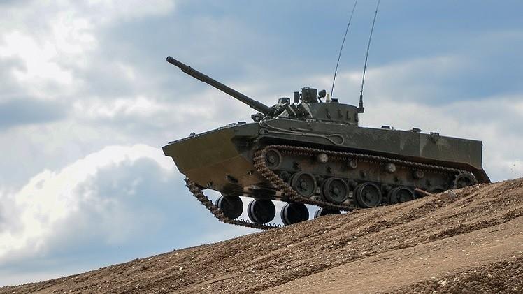 السعودية والعراق تخططان لشراء نحو 1500 عربة عسكرية روسية