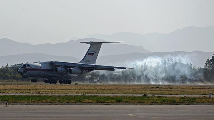 روسيا تستعد لإرسال دفعة جديدة من المساعدات الإنسانية إلى سوريا