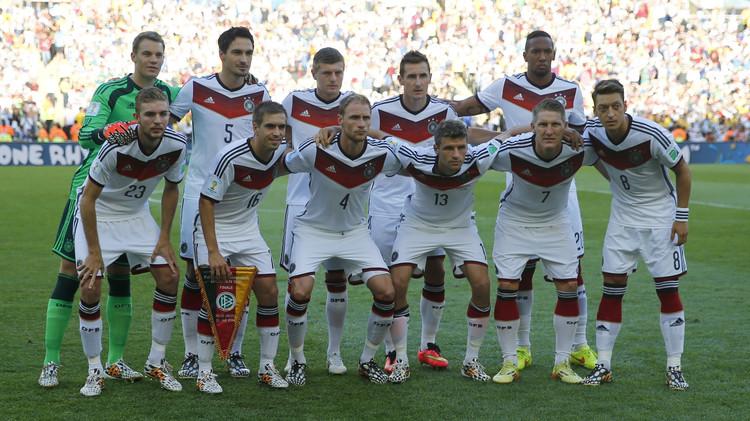 ألمانيا تستعيد المركز الثاني في التصنيف العالمي FIFA