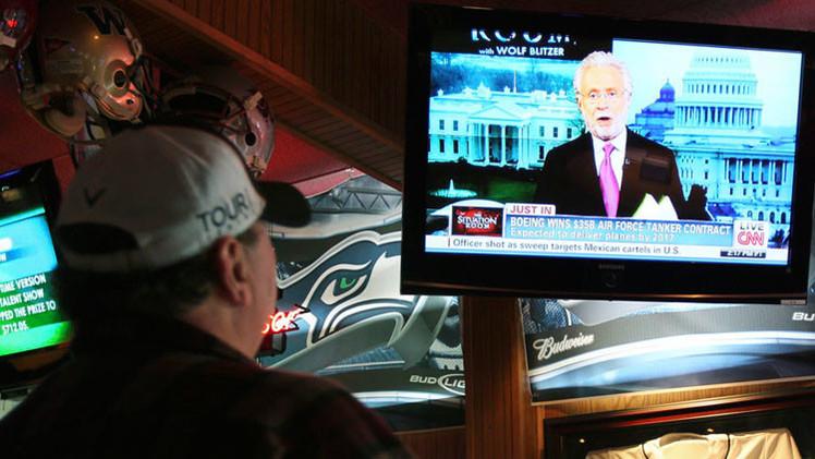 استطلاع مؤسسة غالوب: 60% من الأمريكيين لا يثقون بوسائل إعلامهم