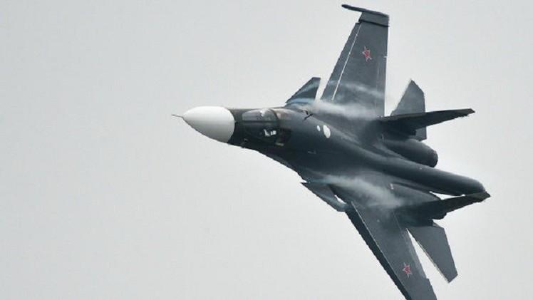 المقاتلات الروسية تقصف 5 مواقع لـ