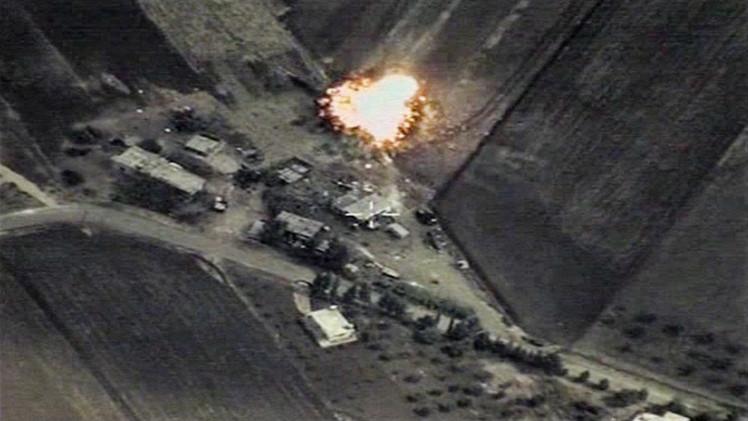 الاستخبارات الأمريكية تُكذب البيت الأبيض: روسيا تقصف الإرهابيين في سوريا
