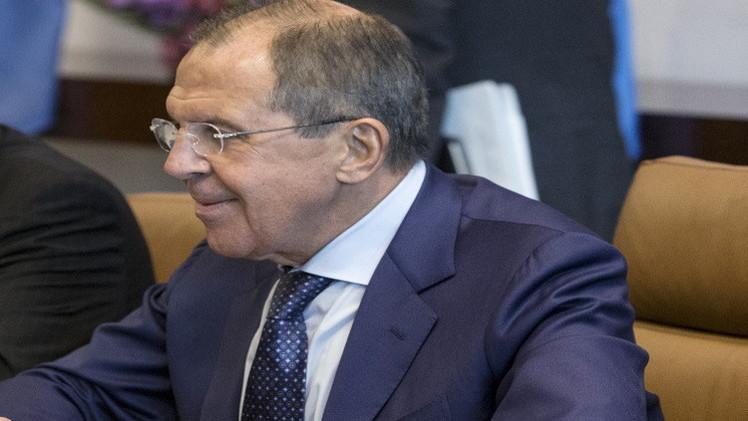 لافروف: روسيا ودول الخليج اتفقت على محاربة الإرهاب وتشجيع التسوية السياسية في سوريا