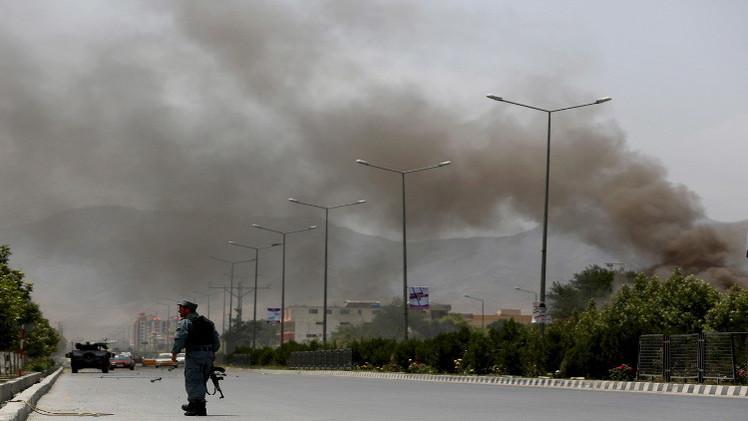 مقتل 11 شخصا بينهم 6 جنود أمريكيين في تحطم طائرة وطالبان تتبنى العملية