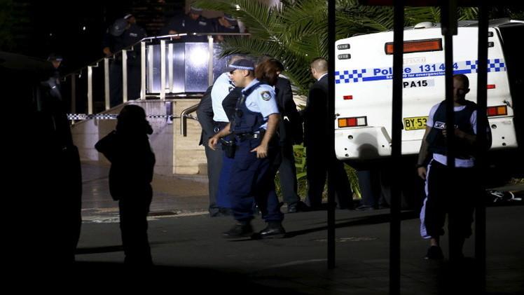 أستراليا تصنف مقتل موظف في الشرطة بالعمل الإرهابي