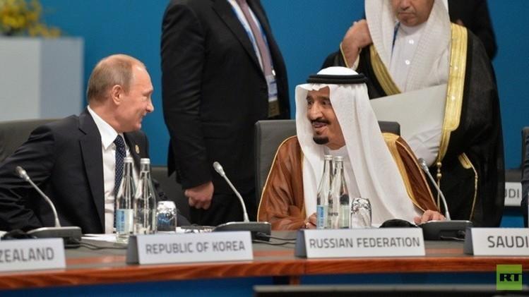 وزير الطاقة الروسي: موسكو والرياض ستبحثان المشاريع المشتركة في مختلف المجالات