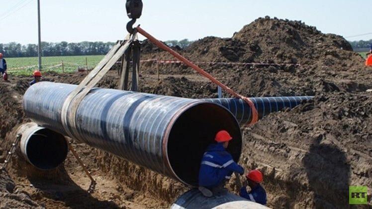 وزير الطاقة الروسي: موسكو وأنقرة اتفقتا على إعداد نص اتفاقية