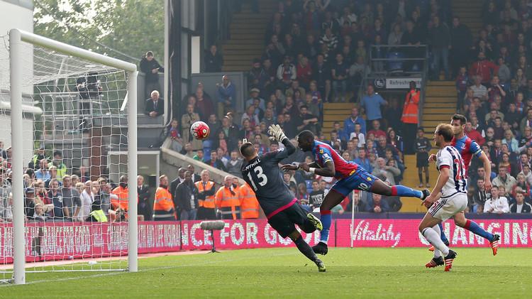 الدوري الإنجليزي كريستال يتغلب على وست بروميتش وخماسية تاريخية لأغويرو مع مانشستر سيتي (فيديو)