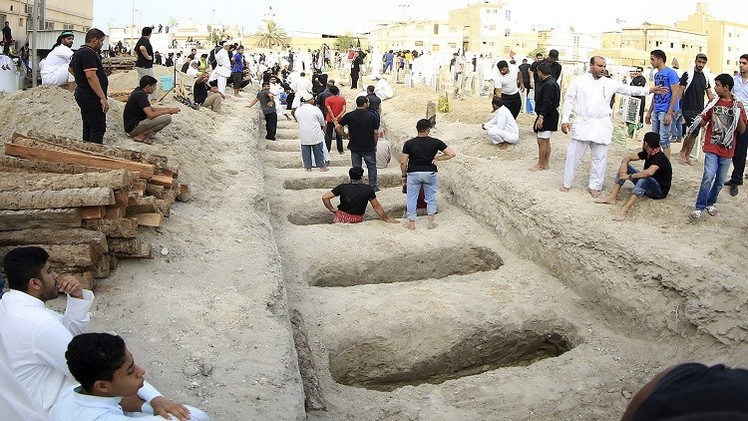 السعودية: قبر مستقل لكل متوفى في حادثة منى