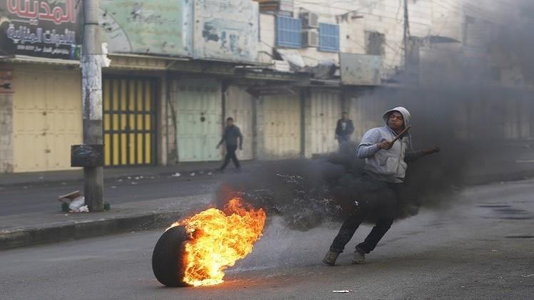 فلسطين على فوهة بركان انتفاضة ثالثة