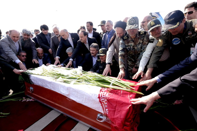 مراسم استقبال أولى جثامين الحجاج