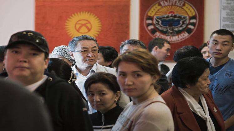 قرغيزستان.. الحزب الاشتراكي الديمقراطي يتصدر الانتخابات البرلمانية