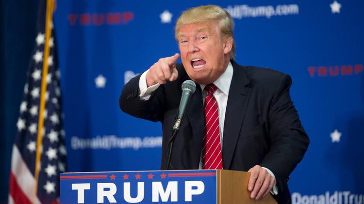 ترامب: الشرق الأوسط كان سيصبح أكثر استقرارا لو ظل صدام والقذافي