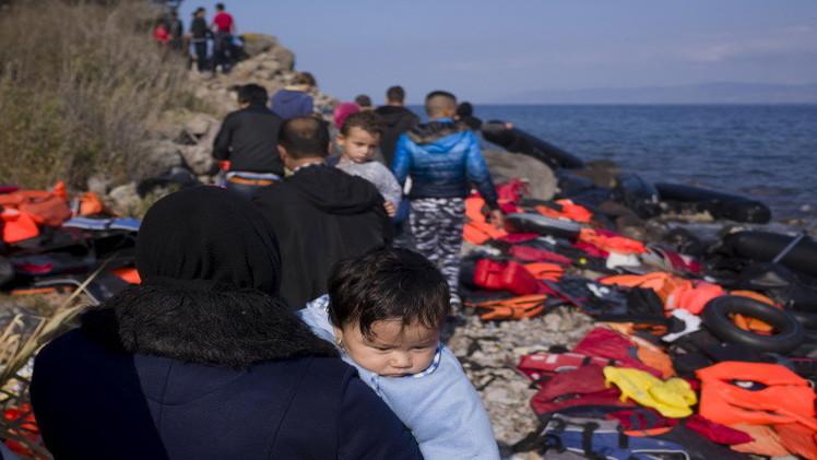 اتفاق أوروبي تركي لعبور نصف مليون مهاجر بعيدا عن المهربين