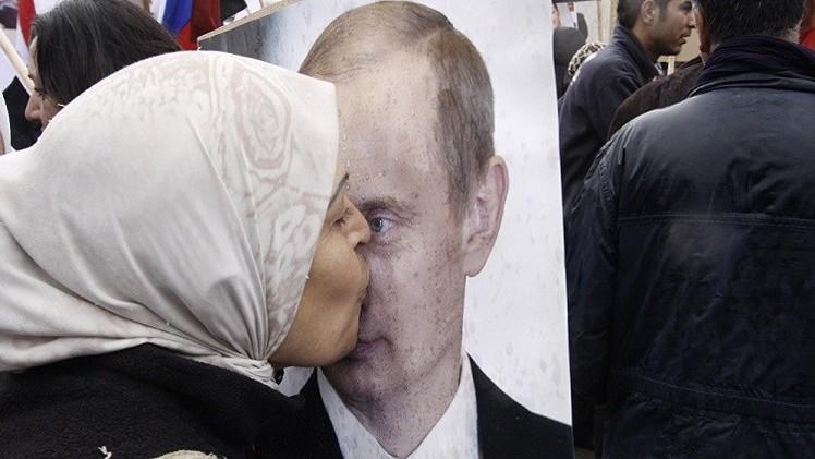 الغارديان: بوتين