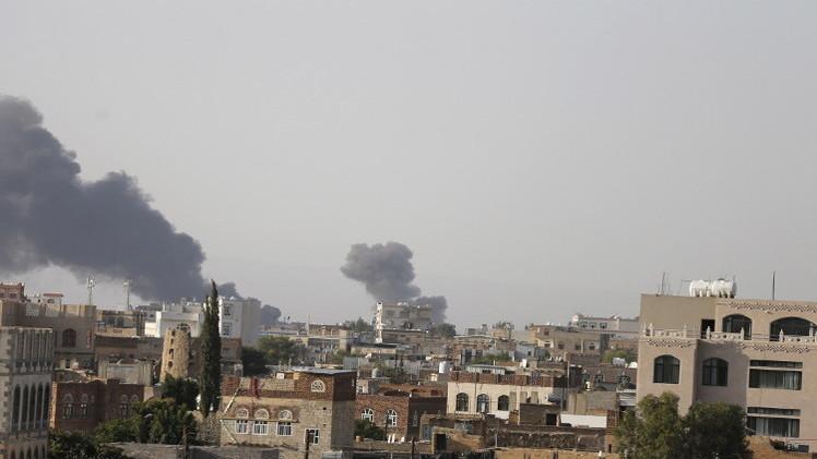 قتلى وجرحى من أنصار هادي في قصف للتحالف العربي عن طريق الخطأ بمحافظة أبين جنوب البلاد