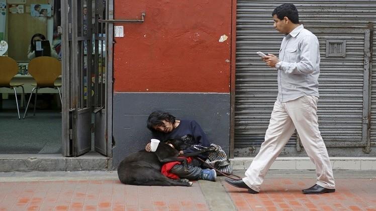 توقعات بتراجع عدد الفقراء في العالم